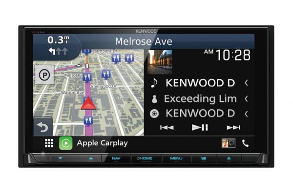 Kenwood AV Navigation System with Bluetooth - DNX-995S