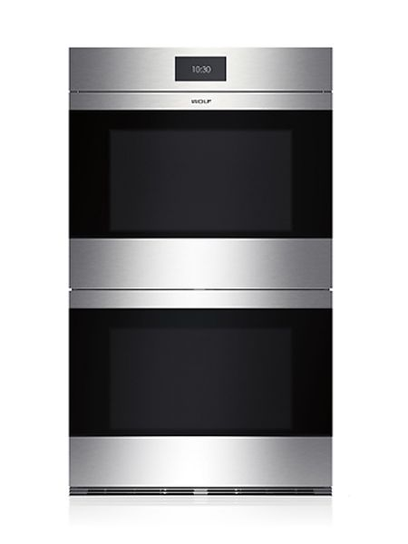 Wolf 30 M Series Contemporary Built In Double Oven DO30CMS