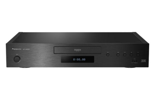 Large image of Panasonic 4K Ultra HD Blu-Ray Player - DP-UB9000P-K