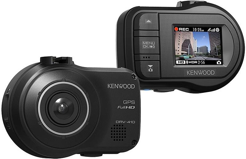 Kenwood Dashboard Camera - DRV-410
