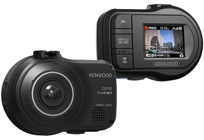 Kenwood - DRV-410 - Car Video