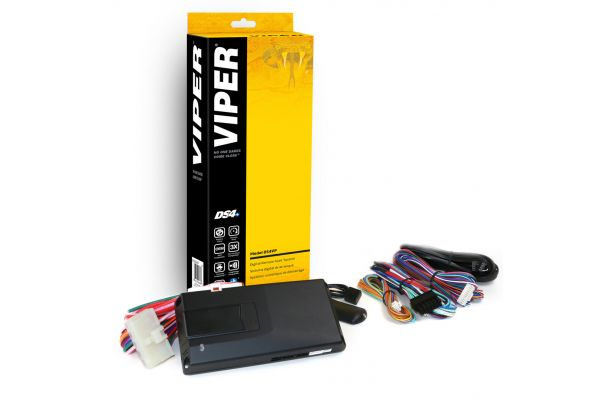 Viper DS4 Remote Start System With HCR - DS4VP