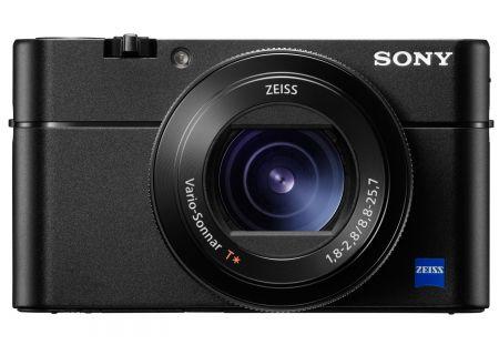 Sony RX100 V 20.1 Megapixel Black Digital Compact Camera  - DSC-RX100M5
