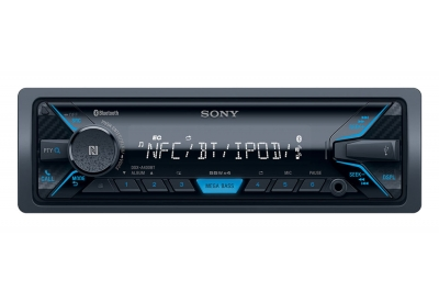 Sony - DSX-A400BT - Car Stereos - Single DIN