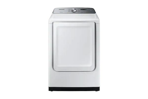 Samsung White With Sensor Dry Electric Dryer - DVE50R5200W