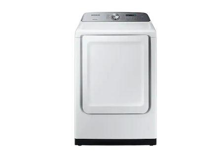 Samsung White With Sensor Dry Gas Dryer - DVG50R5200W
