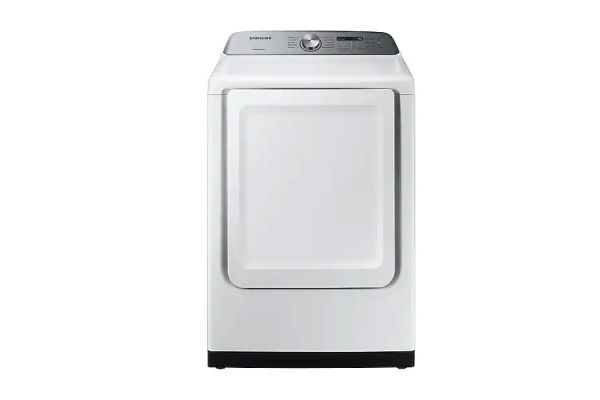 Samsung White With Sensor Dry Gas Dryer - DVG50R5200W
