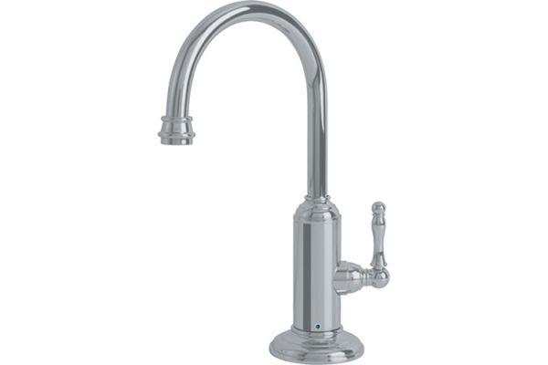 Large image of Franke Satin Nickel Cold Water Dispenser - DW12080