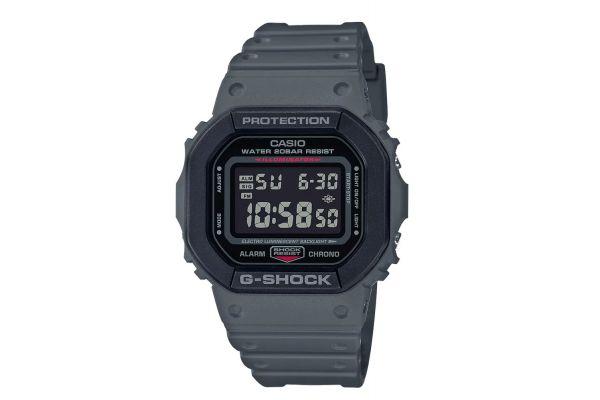 Large image of G-Shock Black 48.9mm Mens Watch - DW5610SU-8