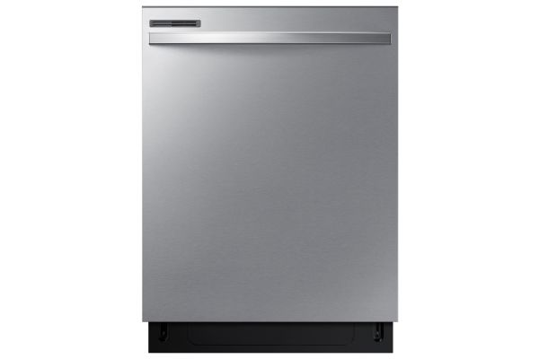 """Large image of Samsung 24"""" Stainless Steel Dishwasher With Integrated Digital Touch Controls - DW80R2031US/AA"""