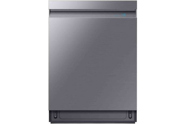 "Large image of Samsung 24"" Built-In Fingerprint Resistant Stainless Steel Dishwasher - DW80R9950US/AA"