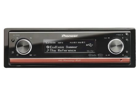 Pioneer 80th Anniversary Single DIN Receiver Set - DXT-P99RS-80