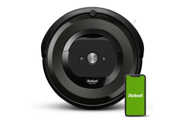 Large image of iRobot Roomba e5 Wi-Fi Connected Robot Vacuum - E515020