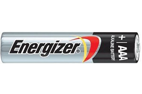 Large image of Energizer MAX AAA Individual Alkaline Battery - E92VP