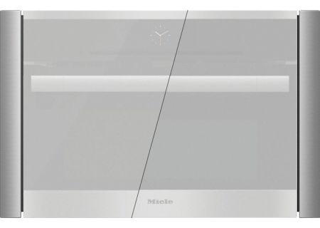 "Miele Stainless Steel ContourLine 27"" Trim Kit - EBA6707SS"