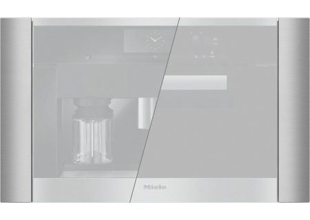 "Miele Stainless Steel ContourLine 30"" Trim Kit - EBA6708MC"