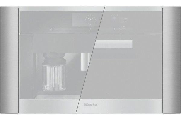 "Miele Stainless Steel ContourLine 30"" Trim Kit - EBA6708MC"