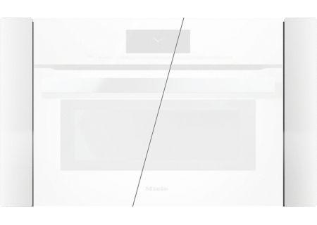 "Miele Brilliant White PureLine 30"" Trim Kit - EBA6808BRWS"