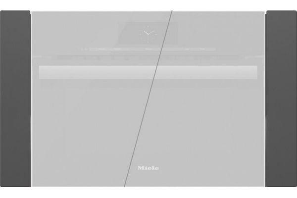 "Large image of Miele Graphite Gray PureLine 30"" Trim Kit - 10754520"
