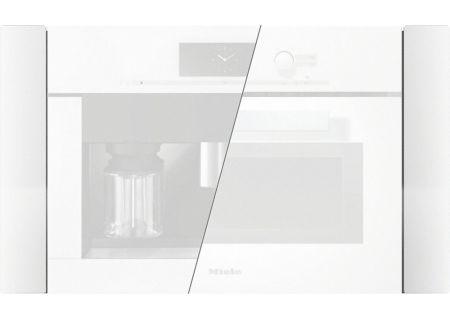 "Miele White PureLine 30"" Trim Kit - 24998304USA"