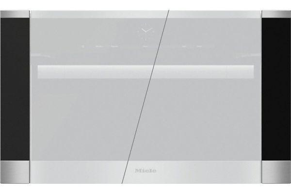 "Miele Stainless Steel PureLine 30"" Trim Kit - EBA6808"