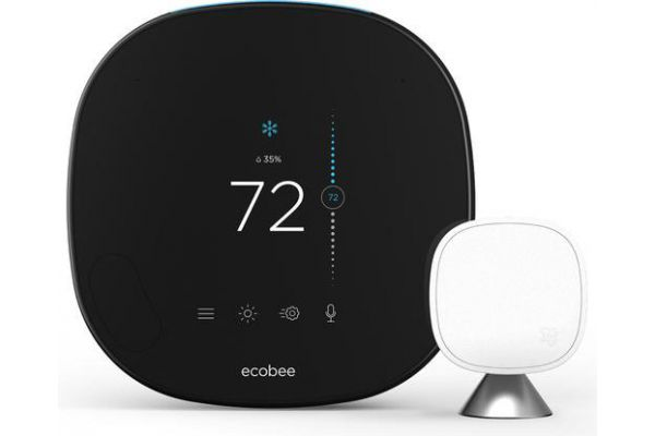 Large image of ecobee Smart Thermostat With Voice Control - EB-STATE5-01