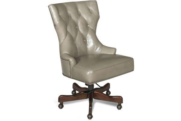 Large image of Hooker Furniture Home Office Primm Desk Chair - EC379-096