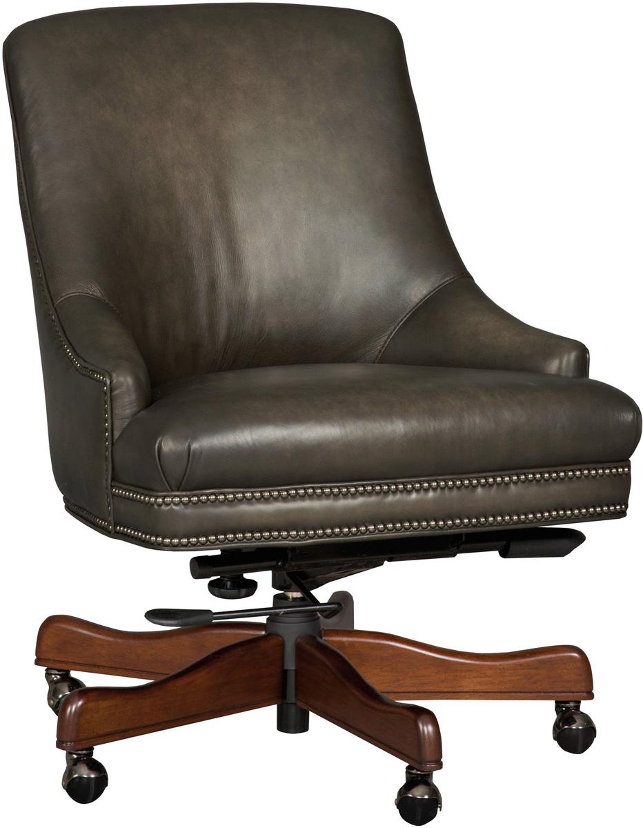 Hooker furniture home office heidi executive swivel tilt arm chair ec403 095