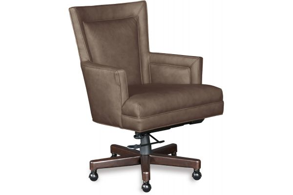 Large image of Hooker Furniture Rosa Home Office Chair - EC447-084