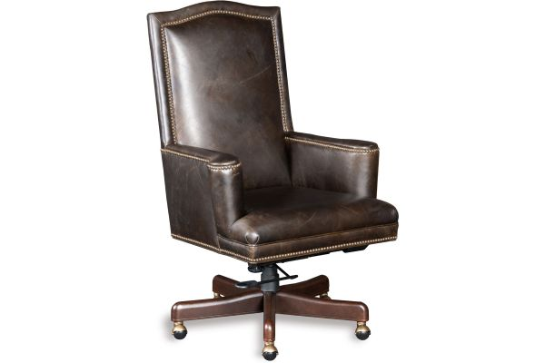 Large image of Hooker Furniture Cindy Home Office Chair - EC451-087