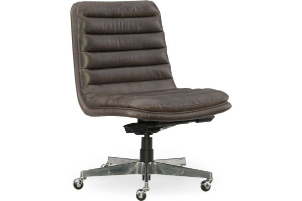 Large image of Hooker Furniture Wyatt Home Office Chair - EC591-CH-097