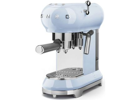 Smeg - ECF01PBUS - Coffee Makers & Espresso Machines