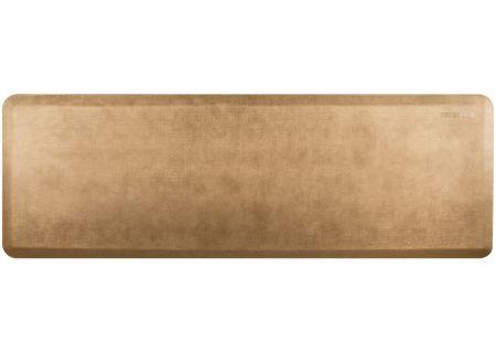 WellnessMats Linen Collection 6x2 Aztec Gold Mat - EL62WMRBGTAN