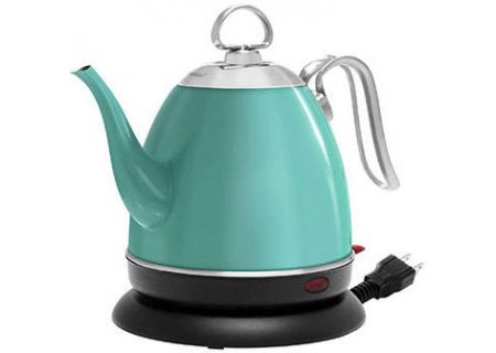 Chantal Aqua 32 Oz. Mia Ekettle Electric Water Kettle - ELSL37-03MAQ