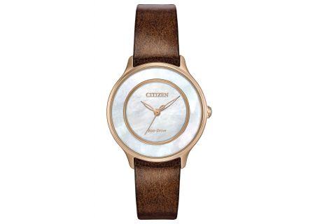 Citizen - EM0383-08D - Womens Watches