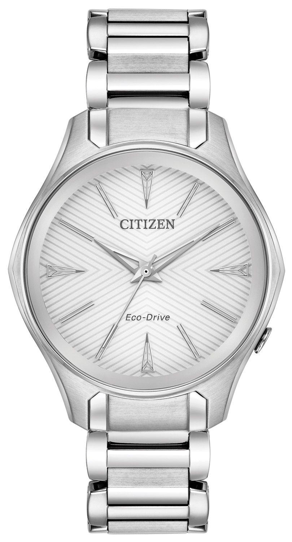 Citizen Eco Drive Modena Womens Watch Em0590 54a