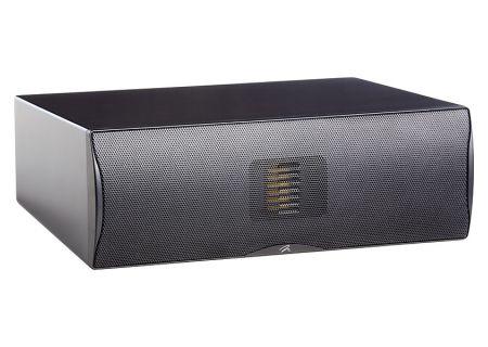 "MartinLogan Black ElectroMotion C2 Dual 5-1/4"" Center Channel Speaker - EMC2BL"