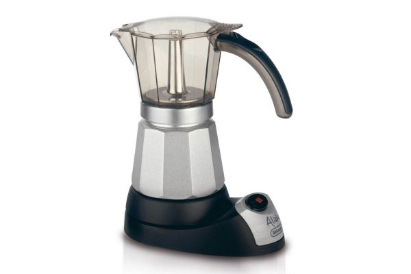 DeLonghi Alicia Electric Moka Espresso Maker - EMK6