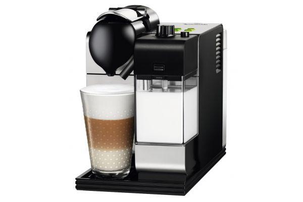 Nespresso Ice Silver Lattissima + Espresso Maker - EN520SL