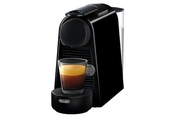 Large image of Nespresso Piano Black Essenza Mini Espresso Machine - EN85B