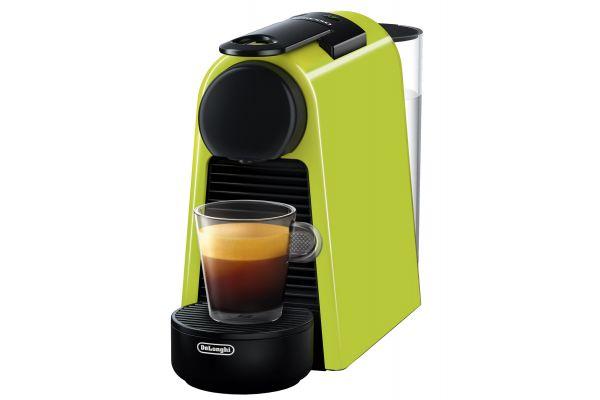 Large image of Nespresso Lime Green Essenza Mini  Espresso Machine - EN85L