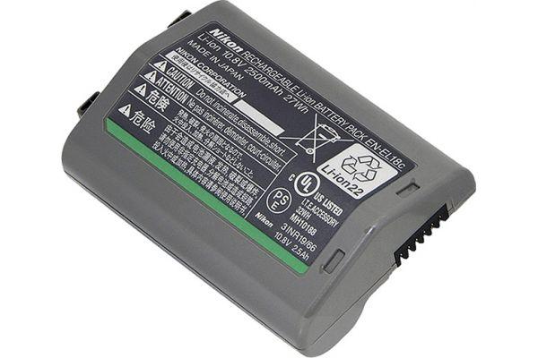 Nikon EN-EL18c Rechargeable Lithium-Ion Battery - 27196-N