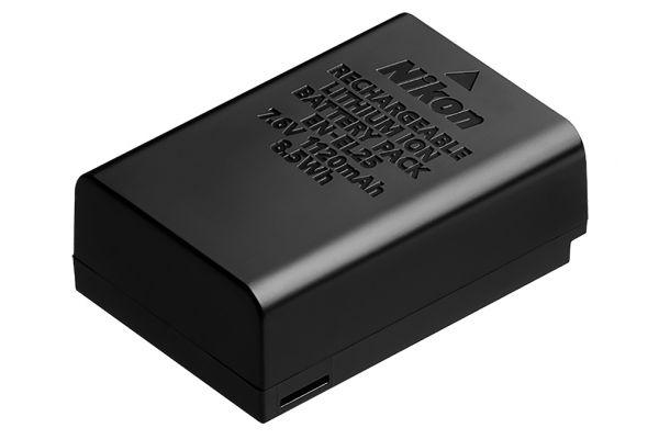 Large image of Nikon EN-EL25 Rechargeable Li-ion Battery - 4241-N