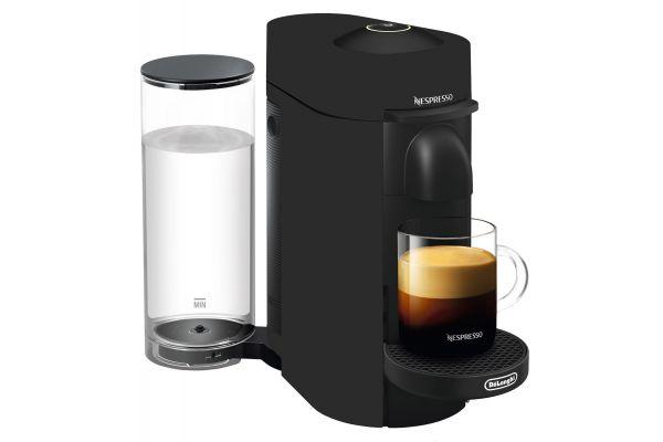 Large image of Nespresso Matte Black Limited Edition VertuoPlus Coffee And Espresso Maker - ENV150BM