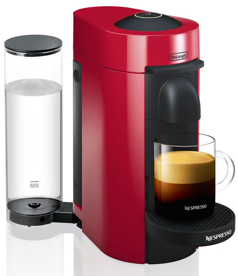 Nespresso Red Vertuoplus Espresso Machine Env150r