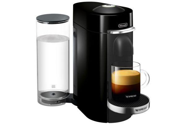 Nespresso Black VertuoPlus Deluxe Espresso Machine - ENV155B