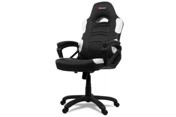Arozzi White Enzo Gaming Chair - ENZO-WH