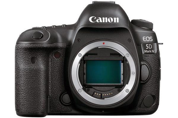 Canon EOS 5D Mark IV DSLR Camera Body - 1483C002