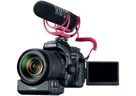 Canon EOS 80D Digtal SLR Camera & Video Creator Kit - 1263C103