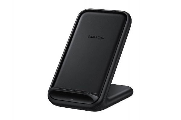 Samsung 15W Fast Charge Black Wireless Charging Stand - EP-N5200TBEGUS